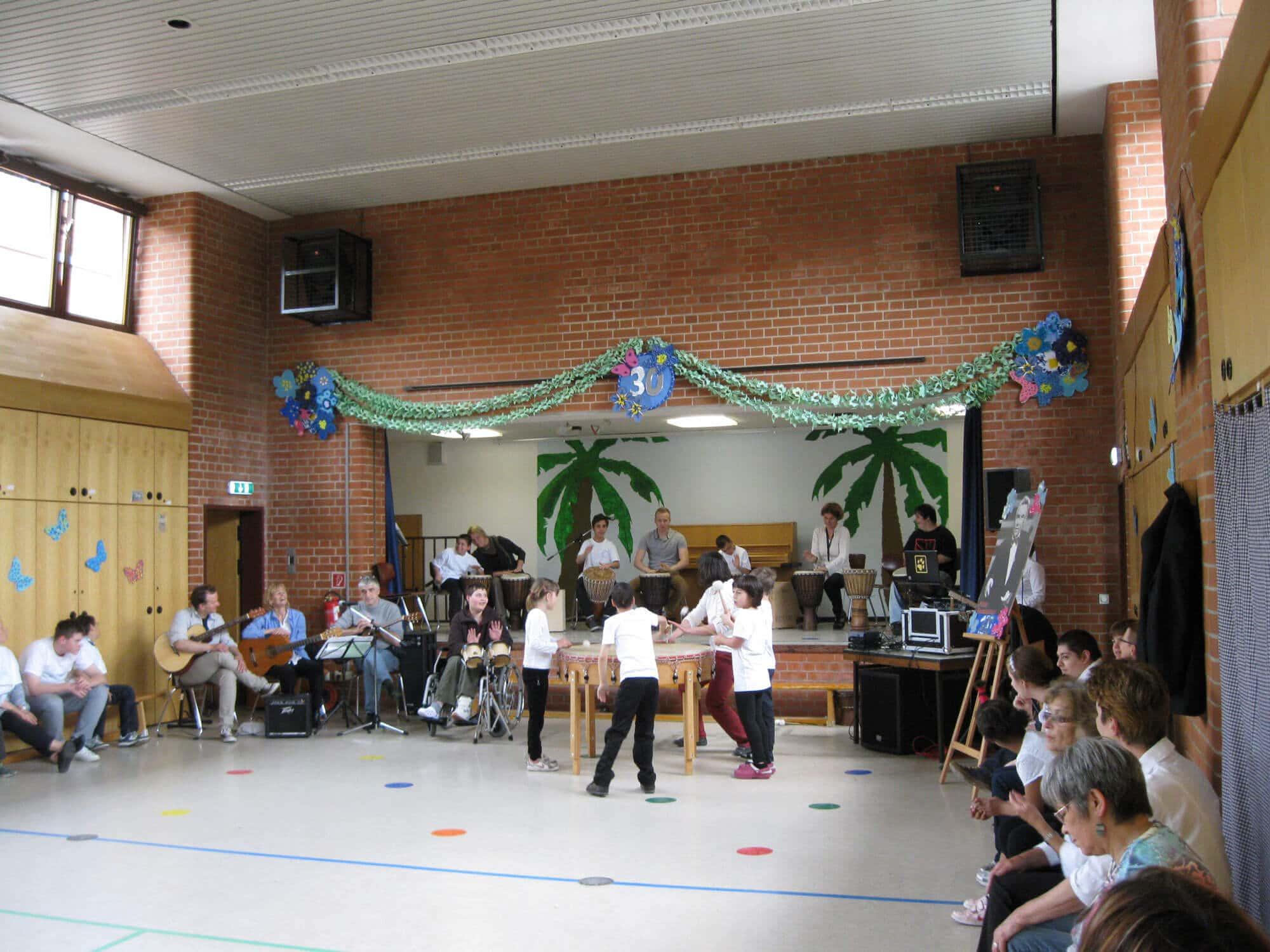 30 Jahre Peter-Frankenfeld-Schule