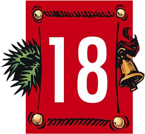 SzS-Adventskalender: 18. Dezember 2013