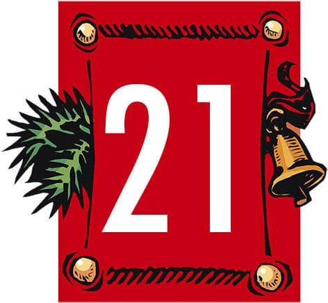 SzS-Adventskalender: 21. Dezember 2013