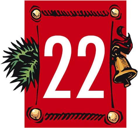 SzS-Adventskalender: 22. Dezember 2013