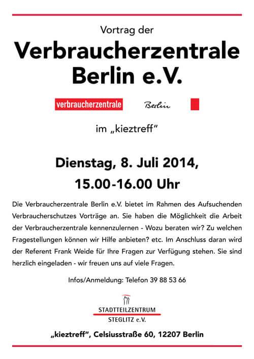 Verbraucherschutzzentrale Berlin
