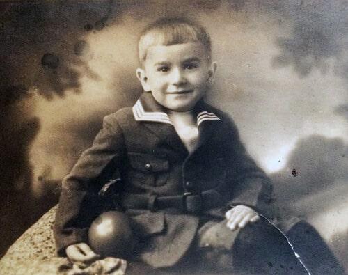Geboren vor fast 100 Jahren
