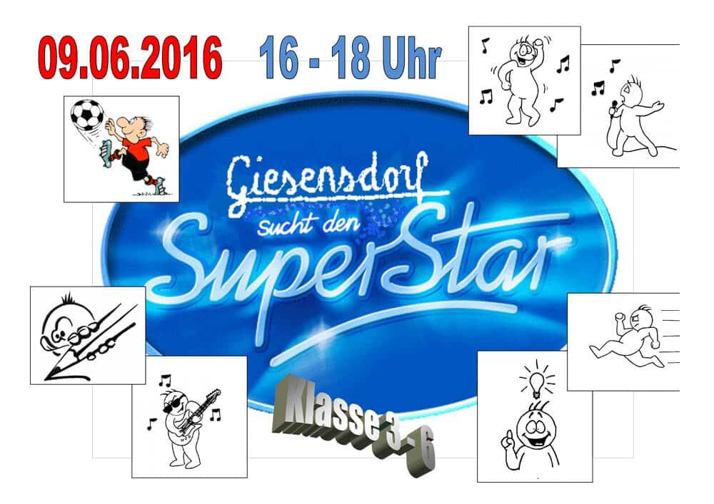 GSDS – Giesensdorf sucht den Superstar