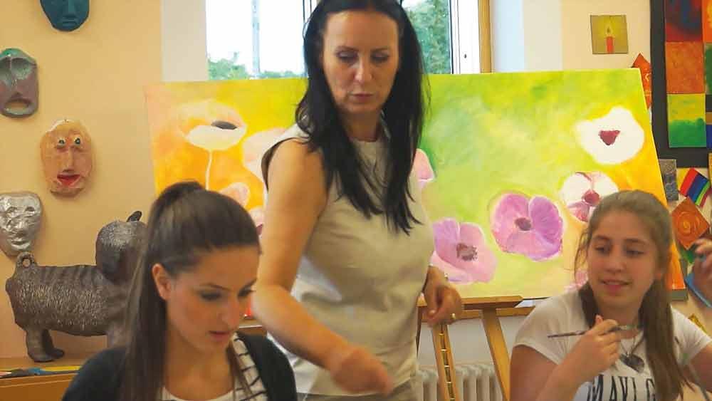 Kunst als Stärke  – meine Erfahrungen mit der Vielfalt