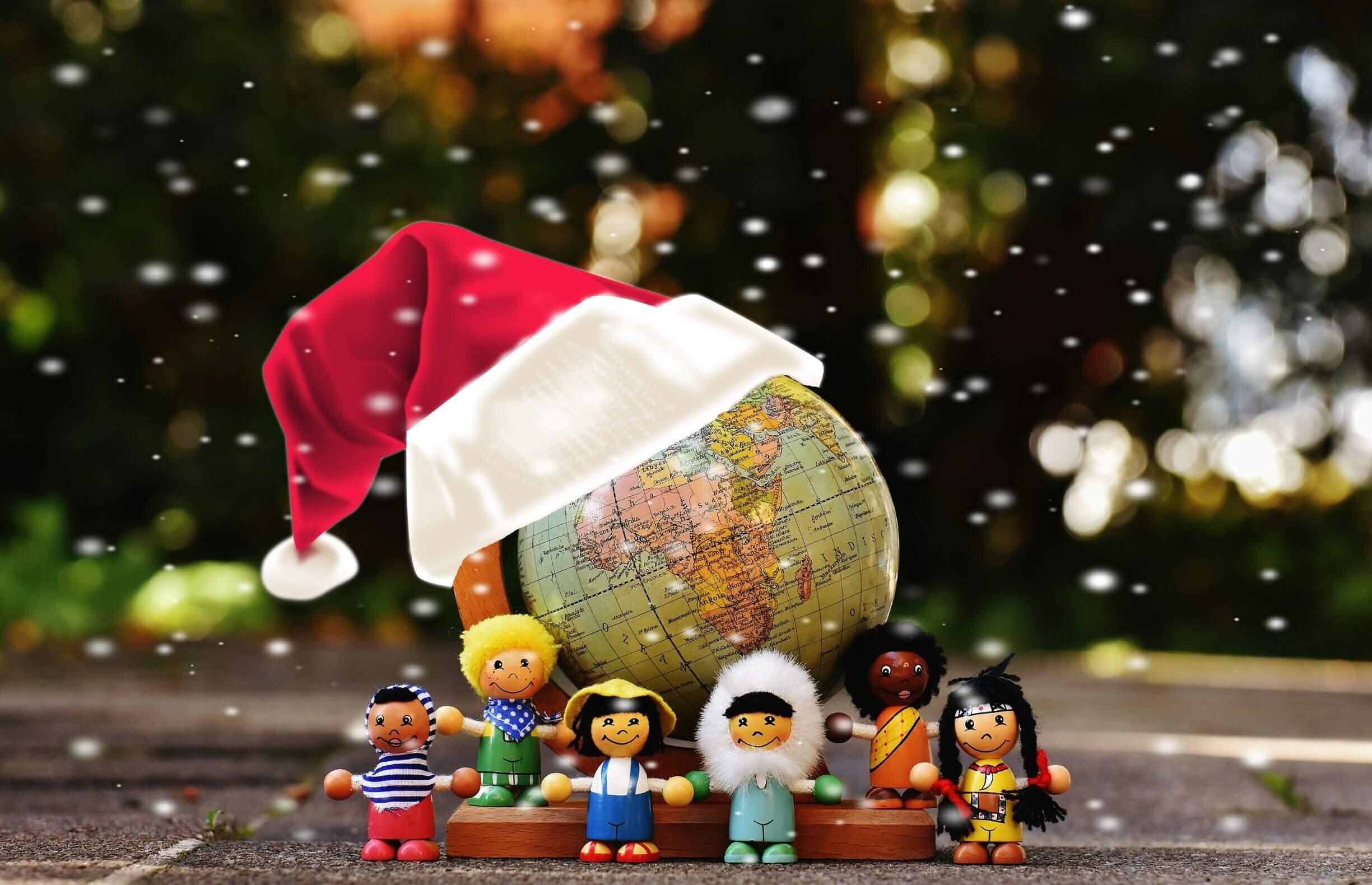 Weihnachtsfeier im KiJuNa
