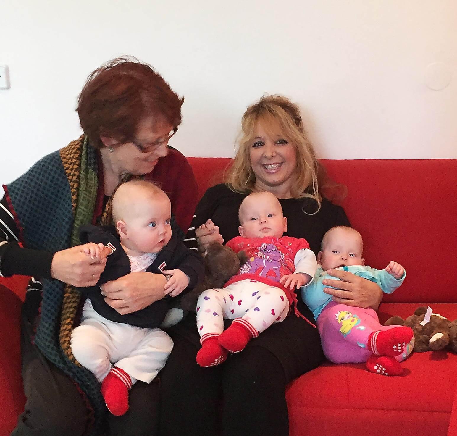 Mama ist die Beste – die Karstadtaktion und wellcome