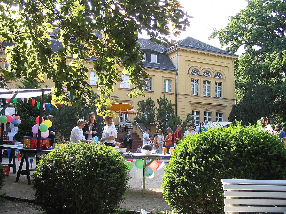 Gutshaus Lichterfelde Stadtteilzentrum Steglitz E V