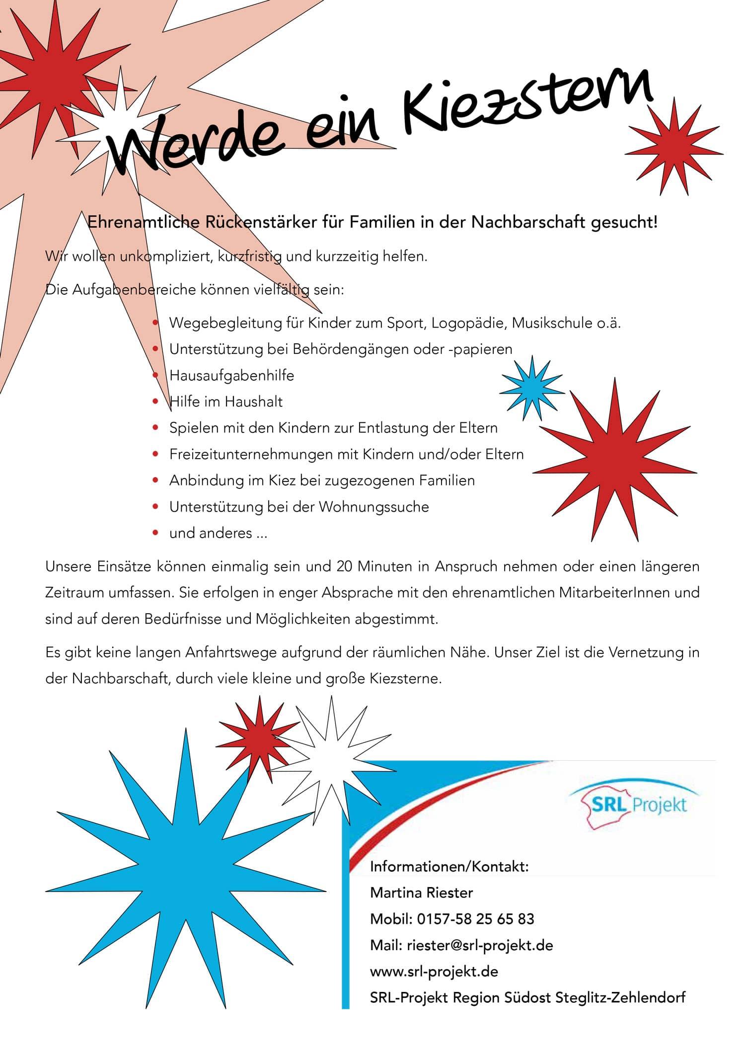 SRL-Projekt › Stadtteilzentrum Steglitz e.V.