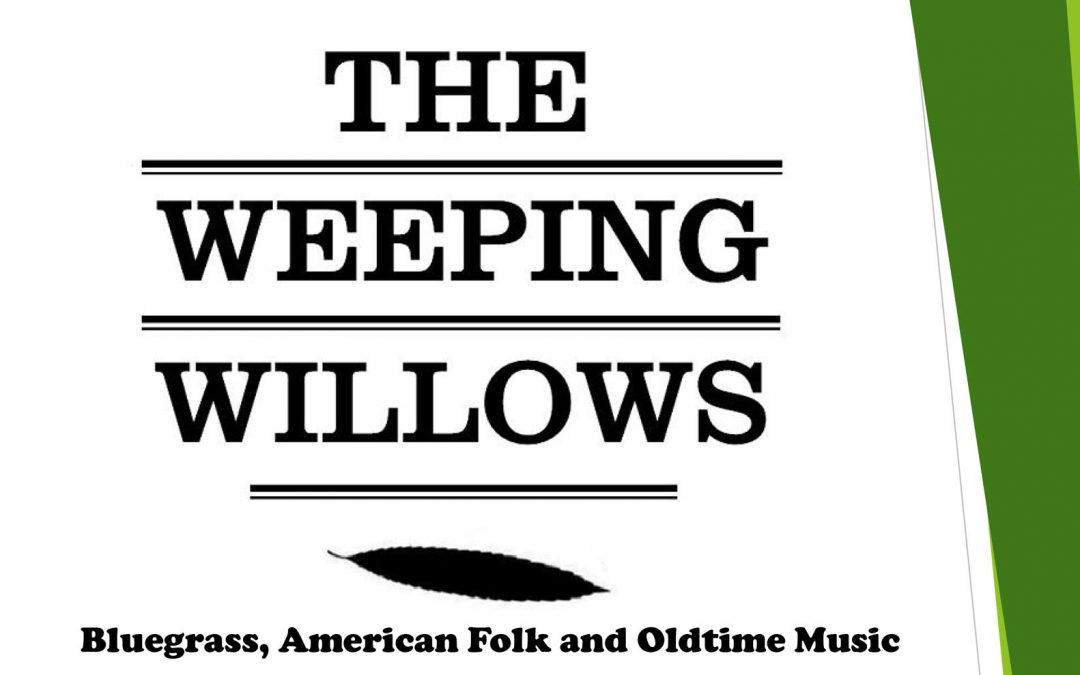 The weeping willows im ParkHaus