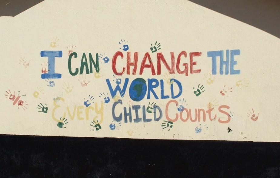 Wir gehen davon aus, dass wir Welt verändern können.