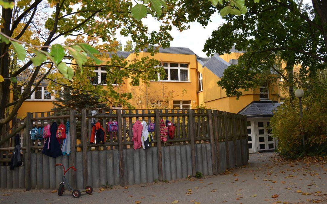 Freie Kitaplätze ab August bei den Lichterfelder Strolchen