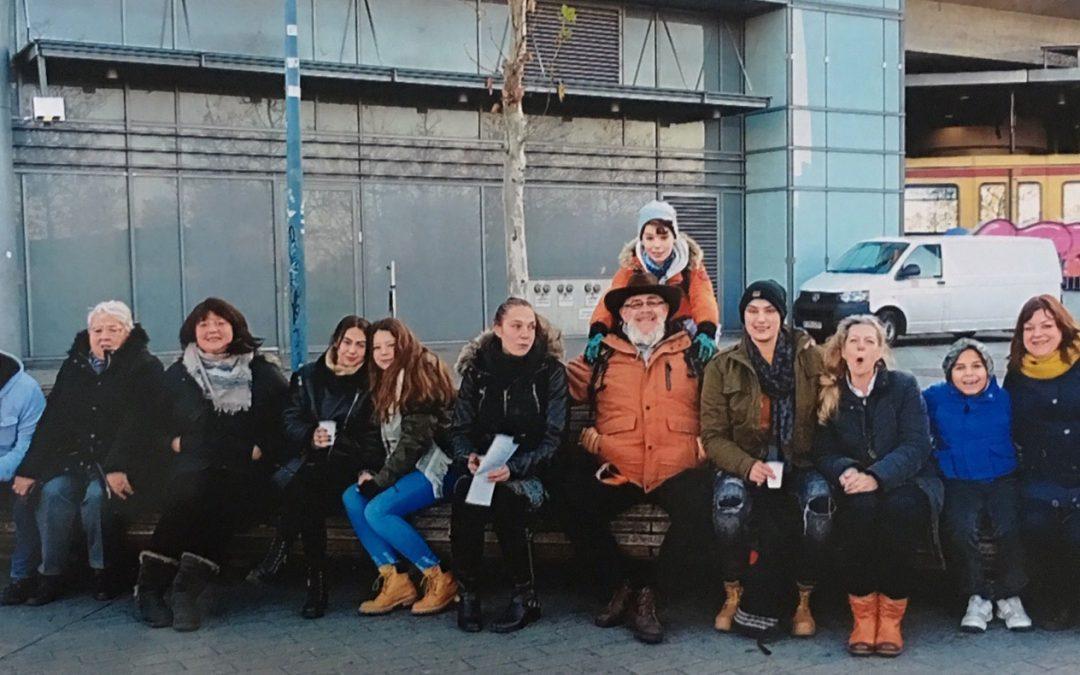 Einmal Dresden und zurück – der Kieztreff on tour