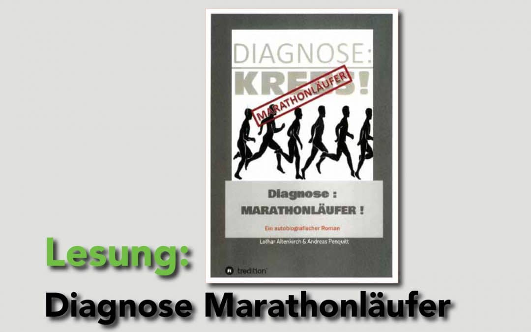 Lesung: Diagnose Marathonläufer