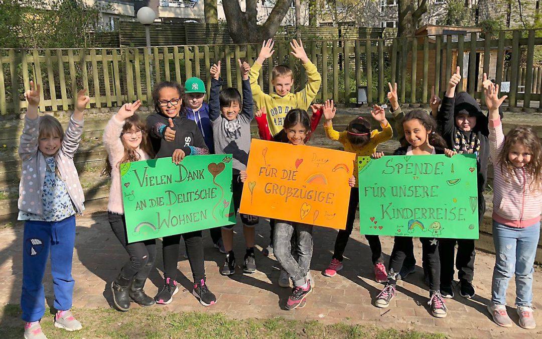 Kinderreise zum Erlebnishof Beeskow … DW macht's möglich!