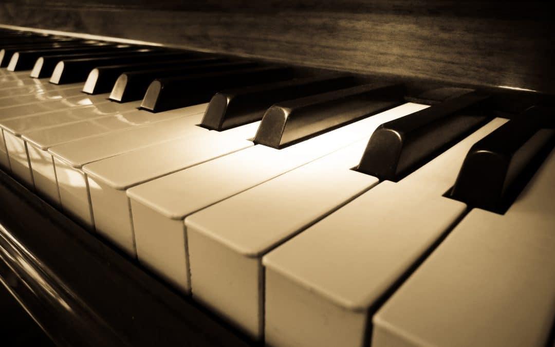 Benefizkonzert – Markus Zugehör – Klavier