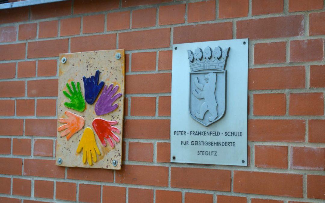 Pädagogische(n) MitarbeiterIn (w/m/d) für EFöB an der Peter-Frankenfeld-Schule