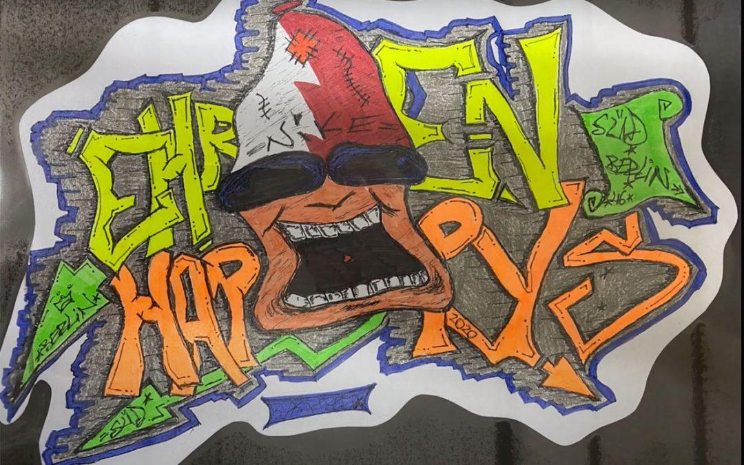 EHREN-HAPPYS … der neue Rap der Happylaner