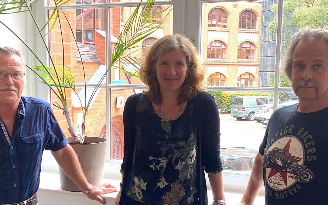 Neues Vorstandsmitglied beim Stadtteilzentrum Steglitz e.V.