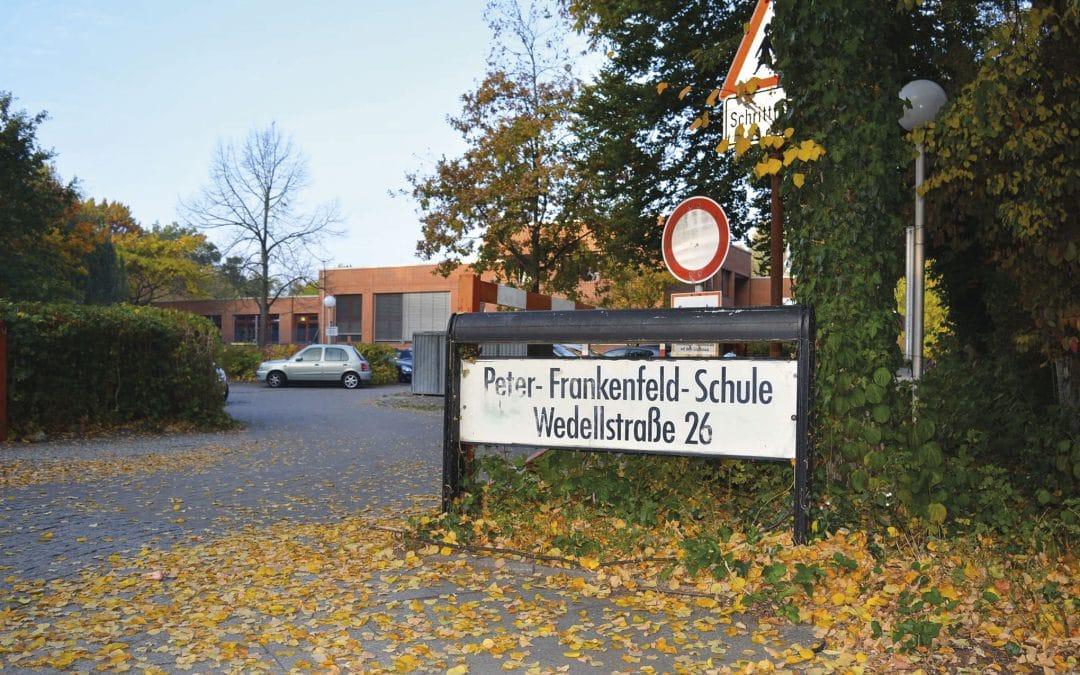 Unsere EFöB an der Peter-Frankenfeld-Schule  – eine ganz besondere Aufgabe