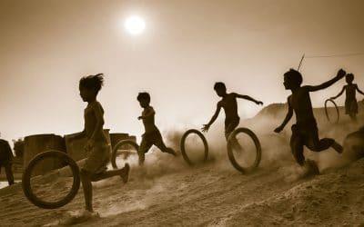 Über die Kinderrechte in Deutschland  an die Vereinten Nationen berichten