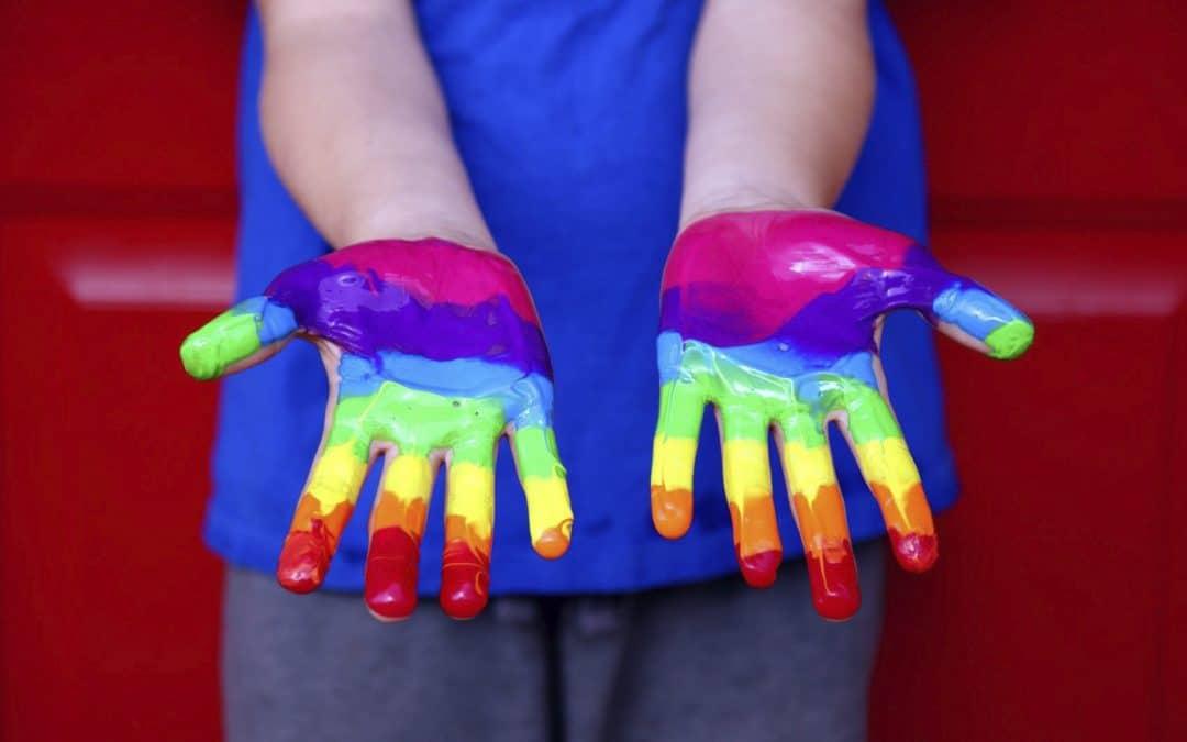Krabbeltreffen für Regenbogenfamilien 🌈 im Stadtteilzentrum SüdOst