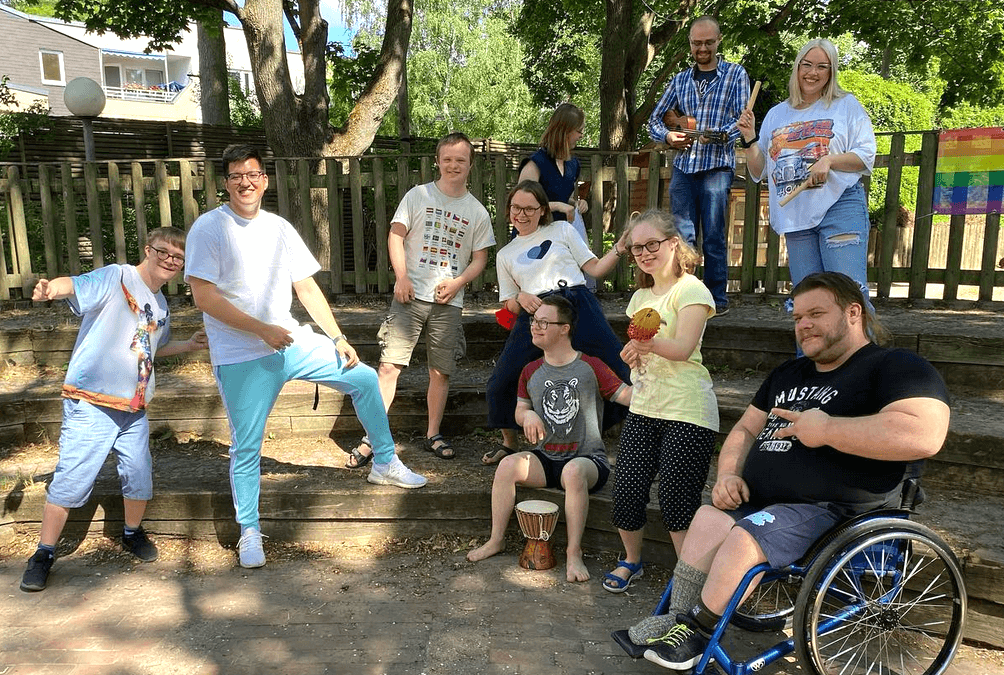 Freizeitgruppe für Jugendliche mit Down-Syndrom sucht Verstärkung